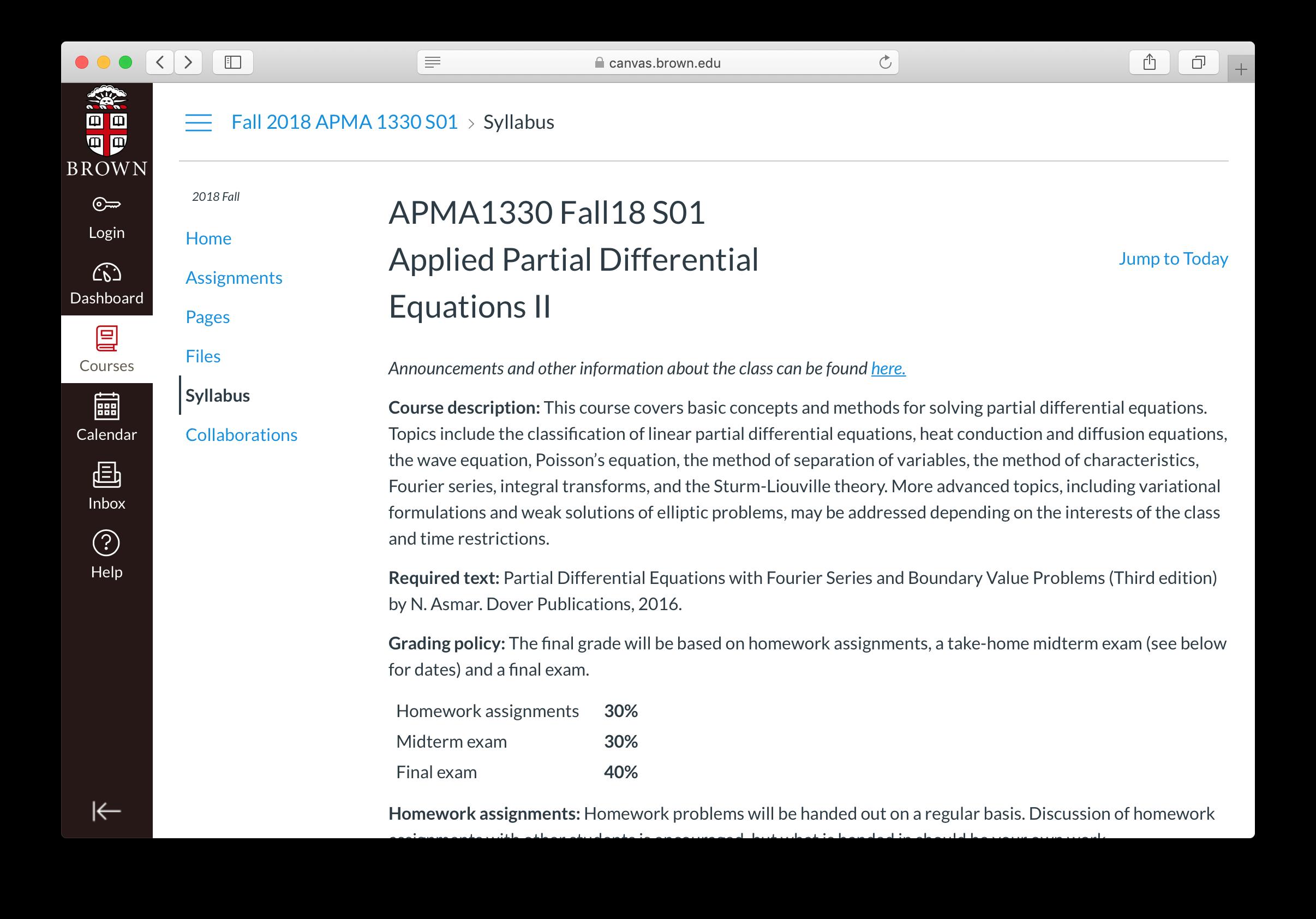 APMA1330